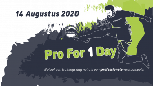 Pro For One Day!